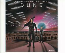 CD DUNE	soundtrack (TOTO ) 	HOLLAND EX  (B5566)