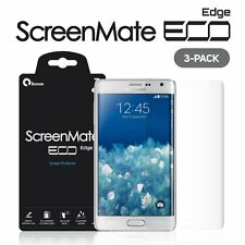 Samsung Note Edge Screen Protector [Full Cover] - iloome ScreenMate ECO