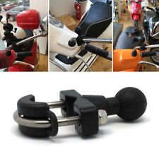 1'' 25mm Ball Motorcycle Handlebar for Phone Camera GPS Cylinder Pump Cap Mount