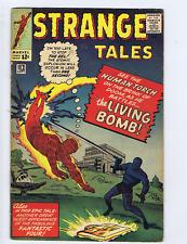 Strange Tales #112 Marvel 1963