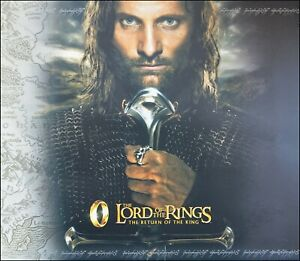 New 2003 The Lord of the Rings, Return of the King 2003 Stamp Pack
