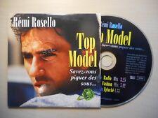 REMI ROSELLO : TOP MODEL [ CD SINGLE ]