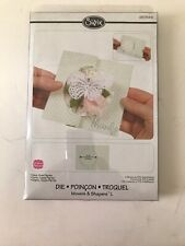 Card, Circle Flip It Die - Sizzix 657586 - Movers & Shapers L  #11D