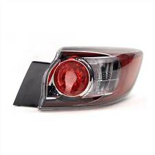 MAZDA 3 MK2 5/2009-> REAR TAIL LIGHT DRIVERS SIDE O/S