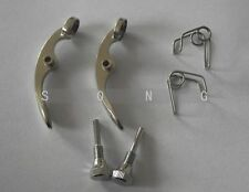 2 pcs trumpet water key/spit Valve +2 springs+2 screws