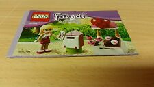 Lego Friends - 30105 - Build instructions ONLY