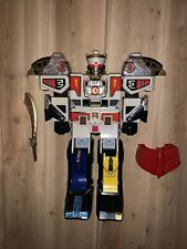RARE VINTAGE 1994 MMPR Power Rangers White Tiger Zord TIGERZORD Megazord Complet