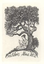 Ex Libris Lou Strik : Opus 88, Alma Petz