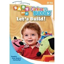 Baby Nick Jr. - Curious Buddies: Lets Build (BRAND NEW DVD) FAST SHIPPING !!