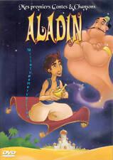 DVD Conte: ALADIN + 5 Chansons Karaoké