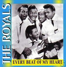 ROYALS - Every Beat of my Heart - Vocal Group CD