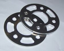 Metro MGF TF elise Wheel Spacers 5mm 95.25 PCD Alloy Rover Lotus MG Triumph