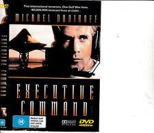 Executive Command-1998-Michael Dudikoff-Movie-DVD