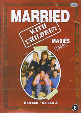 Married with Children : Season 3 (3 DVD)