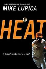 Heat by Mike Lupica (2007, Paperback) Orphaned 12 year old immigrant from Cuba