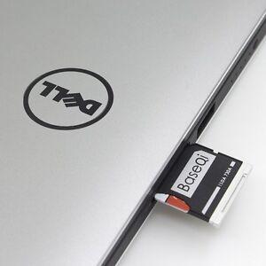 """BASEQI 750A Aluminum 100% Hidden microSD Adapter for Dell XPS 15"""" 9550"""