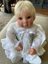 """🇺🇸LEE MIDDLETON'S 1990"""" BY REVA SCHICK """" VINYL DOLL Marked With # 525"""