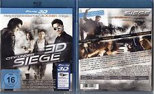 City Under Siege [Blu-ray 3D] Honk Kongs X-Men Neu!