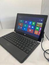 Microsoft Surface Pro 64GB Tablet - Black  *Read Description*
