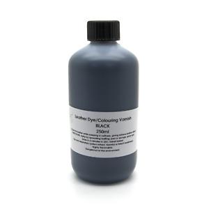 Black Leather Dye for ALFA ROMEO 146 155 156 166 Car Seats Colour Repair 250ml