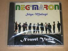 CD RARE / NEG'MARON / SEGA MALOGE / NOUVEL VAIBS / NEUF SOUS CELLO