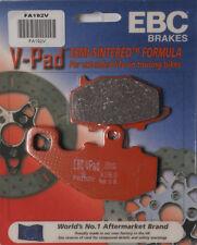 EBC BRAKE PADS V-SERIES Fits: Kawasaki ER-6n,EX650 Ninja 650R,KLE650 Versys,Z100