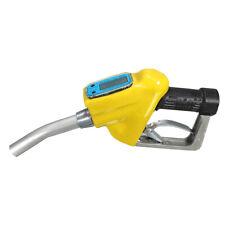 Fuel Gasoline Petrol Oil Delivery Transfer Tool Nozzle Dispenser Flow Meter