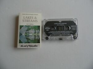 W. A. Mathieu - Lakes & Streams - The Art of Relaxation - Audio Cassette.