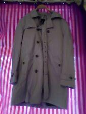 HERRINGBONE SYDNEY trench coat jacket NEW rrp $799 Free Post