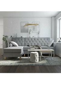 reversible sleeper sofa and chaise