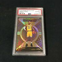 2018 Panini Revolution Vortex #1 LEBRON JAMES PSA 10 Los Angeles Lakers ~AA4-573