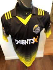 MENS XLARGE Cricket  Jersey KNIGHTS XI #77