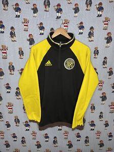 MINT Adidas Mens Columbus Crew Full Zip Track Warm Up Soccer Jacket Black Medium
