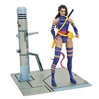 Diamond Select Toys MARVEL SELECT Psylocke X-MEN Action Figure NEW