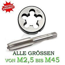 M2.5 M3 M2 M4 HSS Metrisches Gewinde mit geradem Gewindebolzen H4U6 M3.5
