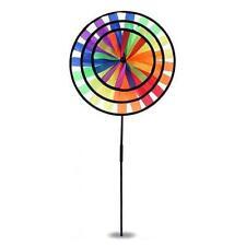 Bunte Windrad Wind Spinner Windmühle Hochzeit Party Prom liefert Spielzeug