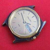 VTG RAREST vintage Wrist watch Poljot quartz Soviet CCCP hard to find EXCLUSIVE