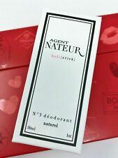 AGENT NATEUR Holi(stick) N3 Deodorant 30ml NEW