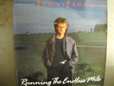 John Parr Rare Large 1986 Promo Poster from Running The Endless Mile mint cond.