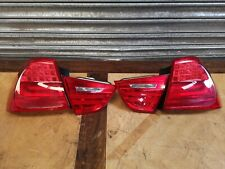 BMW 3 SERIES E90 LCI REAR LIGHTS SET FACELIFT 08-11