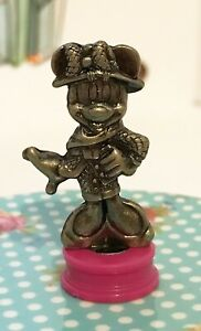 Disney Clue Haunted Mansion Replacement Minnie Mouse Die Cast Token
