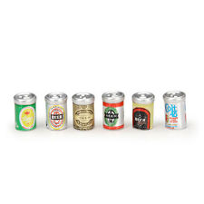 TGN - Miniature - Assorted Beer Cans - 1/2 inch 2306-20
