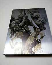 Metal Gear Solid 2 Bande Dessinee Japan DVD Region 2 Limited edition Slipcase