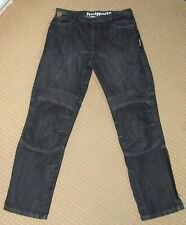 "RED ROUTE Motorcycle Jeans 36"", Long, Armoured"