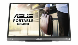 "ASUS - ZenScreen 15.6"" FHD Portable Monitor (USB) MB16ACE - Dark Gray BRAND NEW"