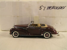 1957 Mercedes 330c by Franklin Mint, B11UG29