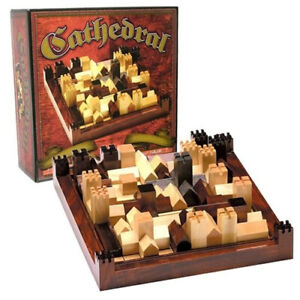 Family Games Cathedral Cathedral Game. Brand New