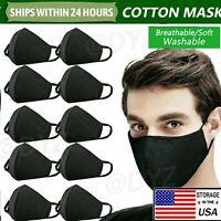 Unisex Cloth Face Mask Reusable Washable Riding Masks Cover Wholesale Lot e 647