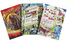 SET OF 3 LITTLE ANT BOOKS. CHILDREN'S CHAPTER STORY BOOKS.