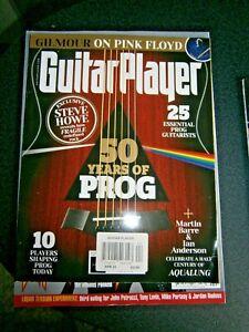 Guitar Player Magazine  April 2021 (new)